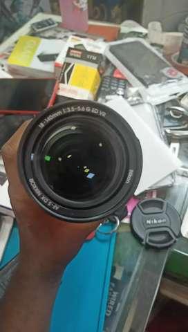Nikon lense  18_140mm