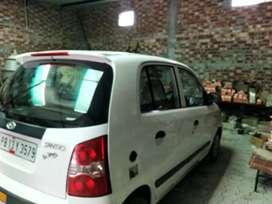 Hyundai Santro Xing 2010 LPG 160000 Km Driven