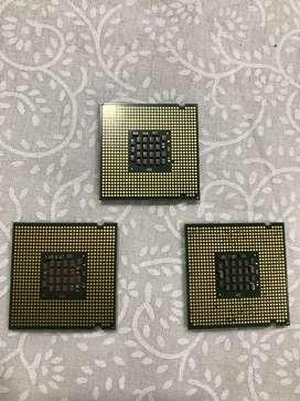 Intel processor pentium 4