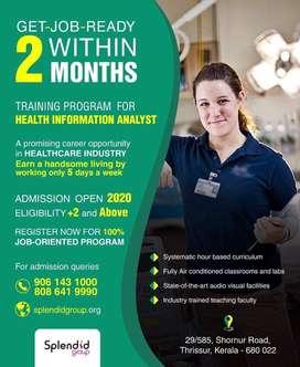 Job in health sector