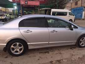 Honda civic vti 1.8 Reborn genuin condition