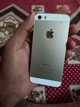iPhone 5s 32GB nice condition