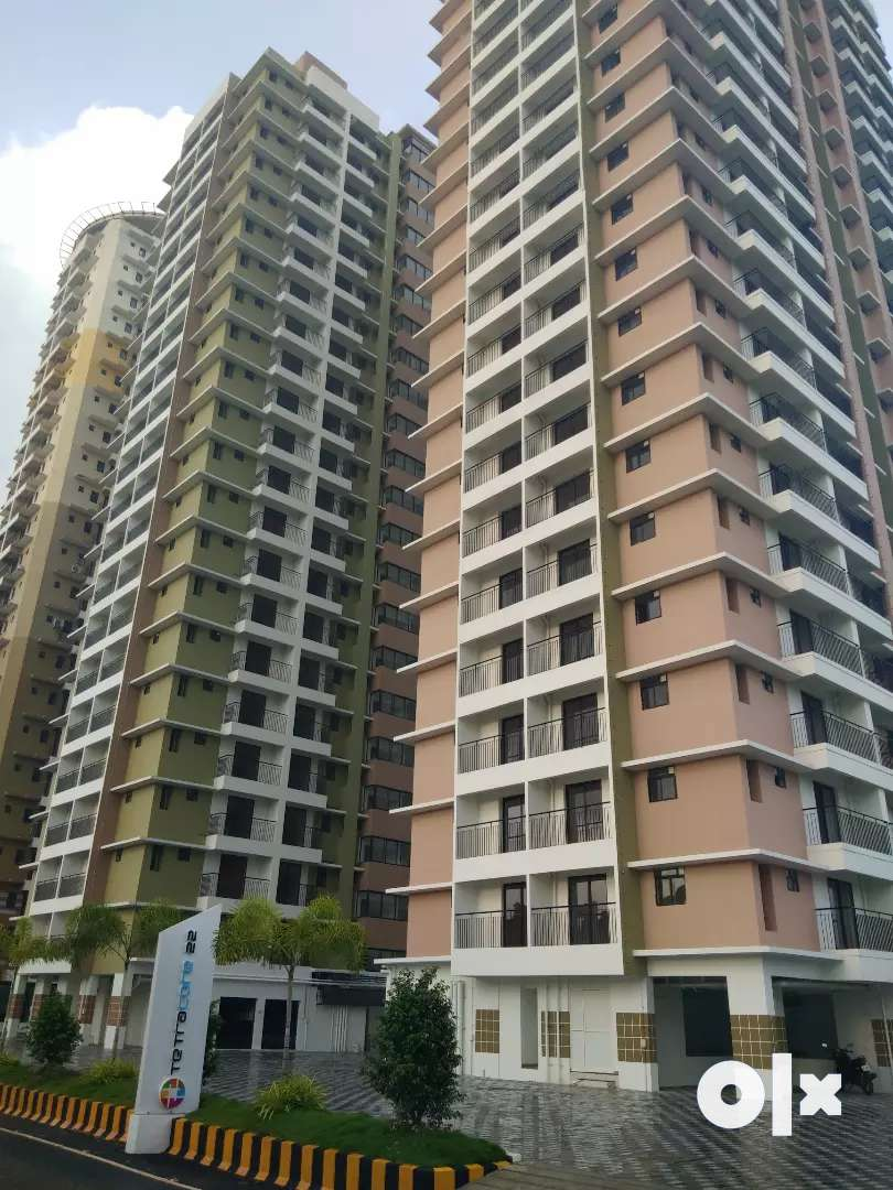 1.bhk fully furnished studio gated communitty flatt at aluva area 0