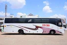 Omni bus ac semi sleeper bus 45 seat tamilnadu permit