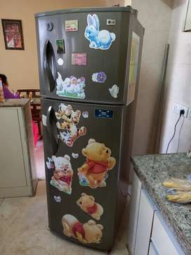 325 L LG Make refrigerator in working condition