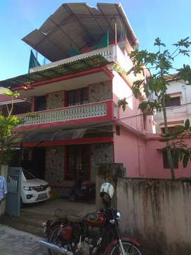 3bhk office com Residential purpose independent house rent Kaloor