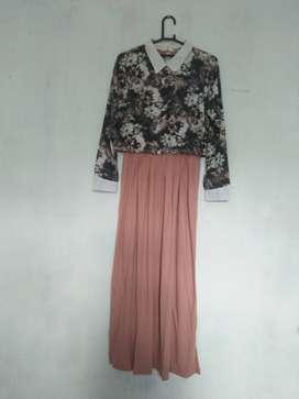 Dijual Gamis Isla Mode Ukuran M/L