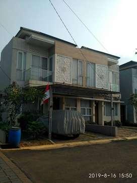 Rumah Mewah Bergaya Bali 5 menit ke Pintu Tol Bekasi Barat