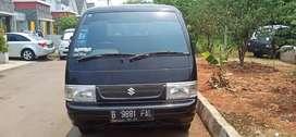 Jual mobil Suzuki carry Futura pickup THN 2015 pajak kir panjang ORI.