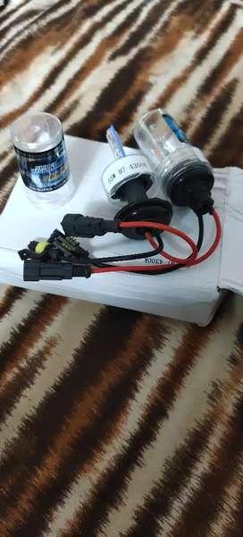 Xenon H7 hid bulb 6000k
