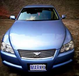 Mark X first Owner Single Hand driven Like New