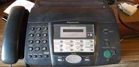 Panasonic Fax Machine Thermal