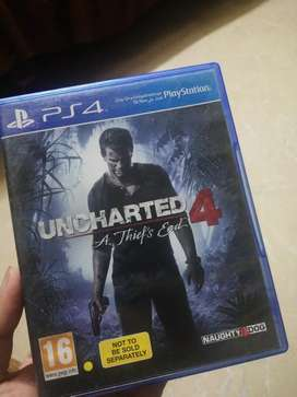 Uncharted 4 (Ps4 game)