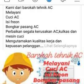 Servis panggil AC ,Makassar ,Gowa dan takalar jujur dan bergaransi