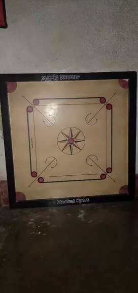 This is very good carrom board