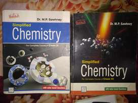 simplified chemistry by dr. M.P. Shawhney