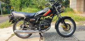 Yamaha RX King Engine 135cc 2 Tak'Th.1993,Hitam.