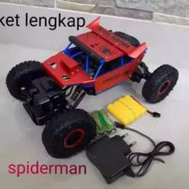 Mobilan rc rock crawler 4 wd