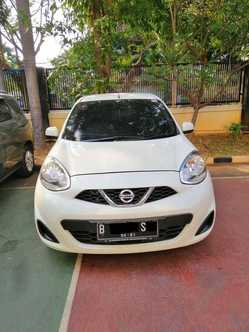 NISSAN MARCH 1.2L AT 2016 0