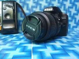 Nikon d3200 lensa kit murah meriah