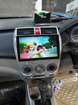 HONDA CITY 2009-19 ANDROID NAVIGATION PANEL