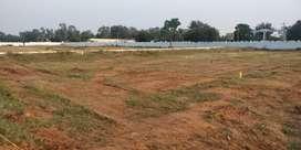 Open plots near maheswaram