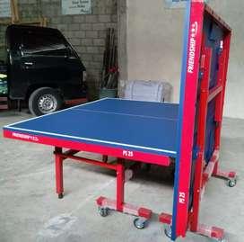 Tennis meja pingpong lipat kirim sampai rumah bayar dilokasi