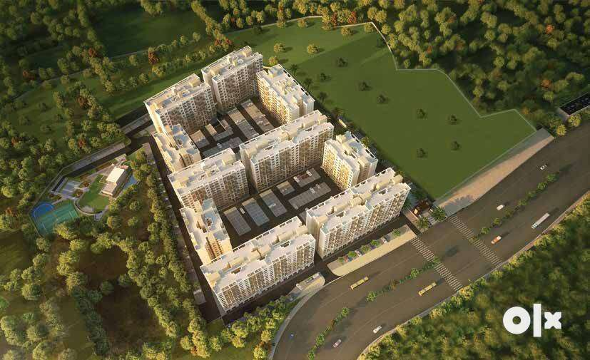 Ready to Move 2 BHK Flats for Sale in Shirgaon, Pune 0