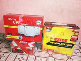 All TYPES OF NEW INVERTER AND BATTERY