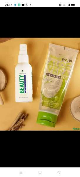Skincare Beuty sepry