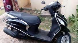 Yamaha Fascino in excellent condition