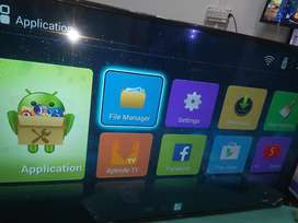 New Android 55 Inch LED TV WiFi