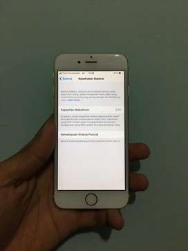 IPHONE 6 32GB SECOND FULL ORI IBOX LIKE NEW