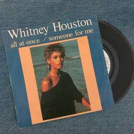 Vinyl / Piringan Hitam Whitney Houston - All at Once