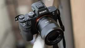 Kredit kamera sony a7 mark ii kit 28-70mm bunga 0% Resmi
