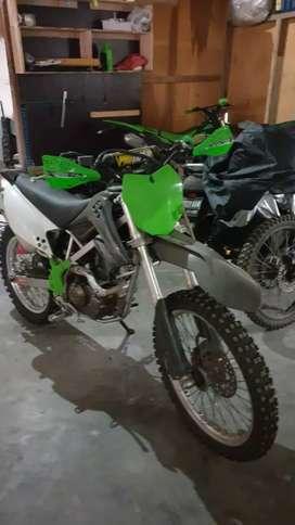 dijual KLX 2011 kaki 2018
