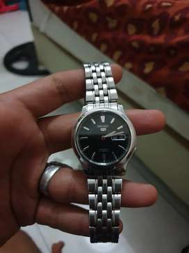Jam tangan second seiko 5 21jewels caliber 7s26