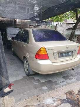 Suzuki Baleno 2004 Metik Tangan 1 pajak hidup siap pake