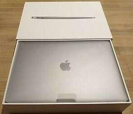 """Macbook Air 2019 MVFH2-[Grey/13""""/i5/8GB/128GB] DiKami TT/Cash/Kredit"""