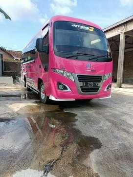 Bus 3/4 Sewa mobil elf Hiace bus Sewa elf Haice bus bis dll