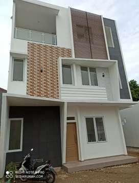 Rumah idaman onegate cluster cipinang Rawamangun Jakarta timur Jakarta