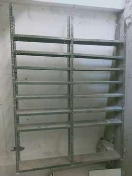 Iron almirah (Rack) for shops sell