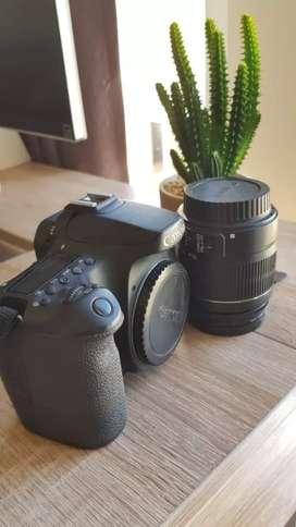 Kamera DSLR Canon 70D
