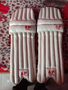 APSuper cricket pads on sale