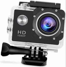 Go pro camera with 1080p recording underwater with 12mp