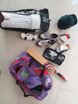 Complete Kookaburra Kit for Sale - Uk Purchased