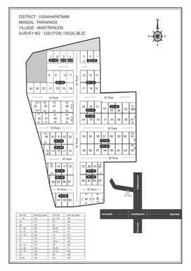 Sq.y-4,888/- only with Gajuwaka GVMC LIMITS 56ward