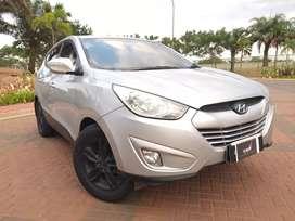 Hyundai tucson GLS metik tahun 2012 tarikan gacoorr..