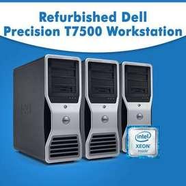 Used Dell Precision T7500 Workstation