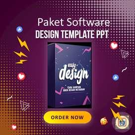 Paket Easy Design PPT